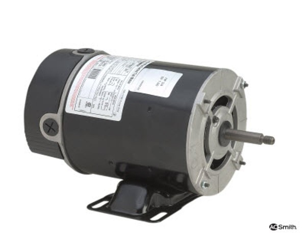 Ao smith spa pump motors hot tub motors century flex for Hot tub pumps and motors